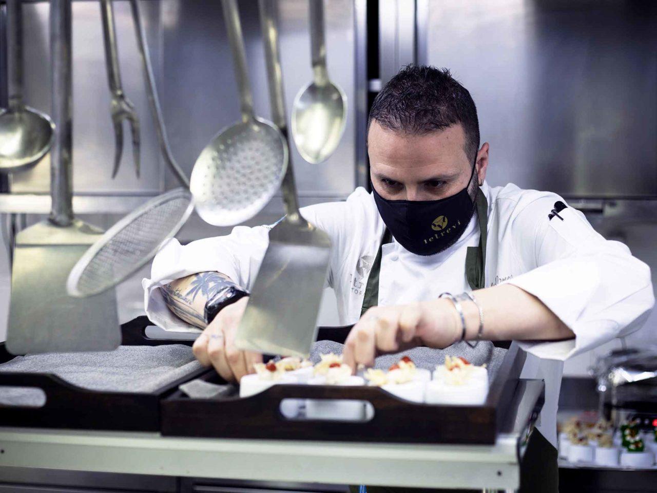 Letrevi ristorante Messina Paolo Romeo