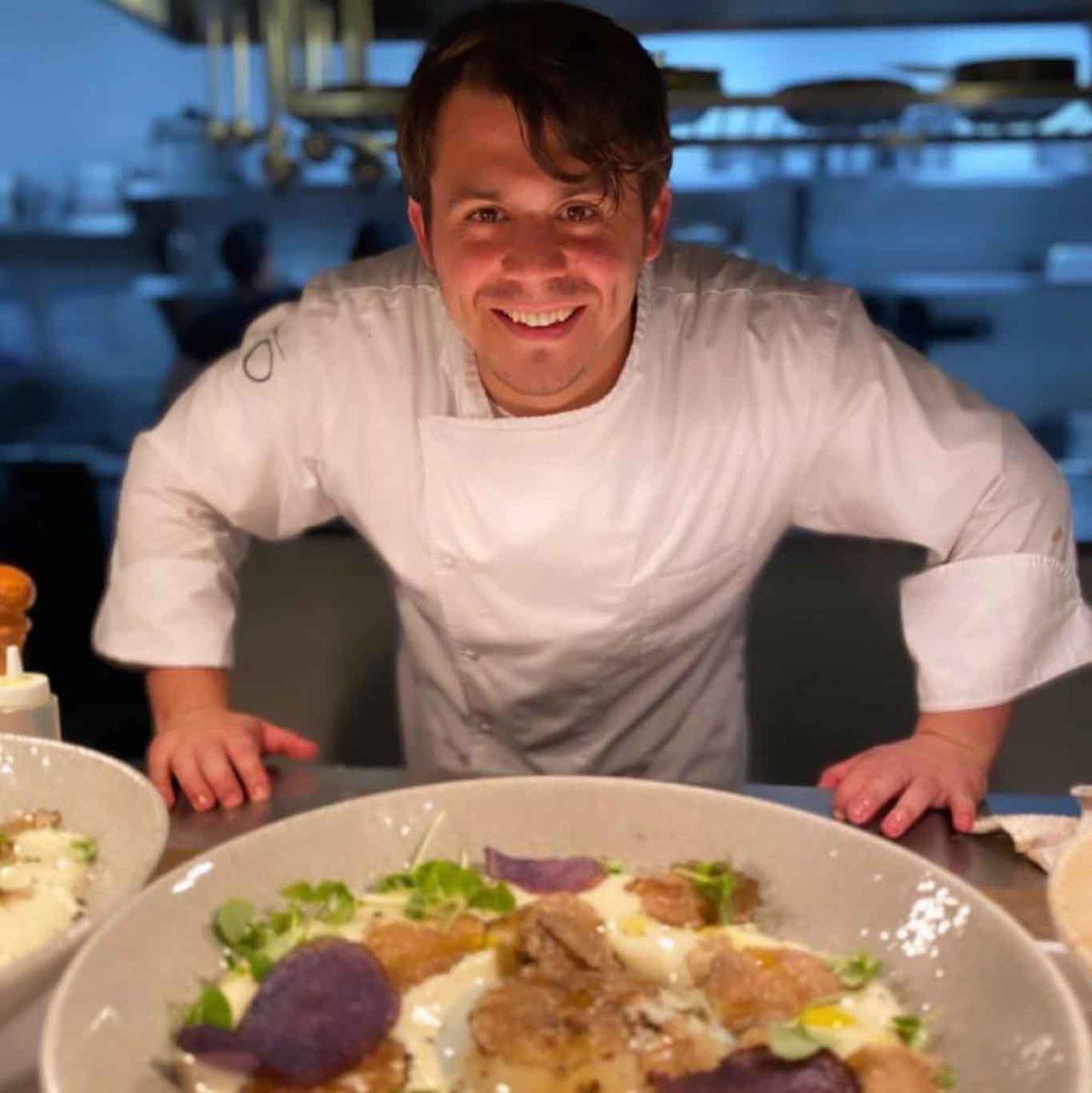 ristoranti napoletani negli Stati Uniti Marco Giugliano