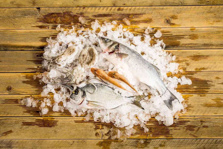 Orapesce consegna a domicilio pesce fresco
