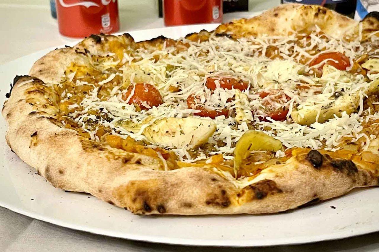 Pizza Village Palermo sfincione