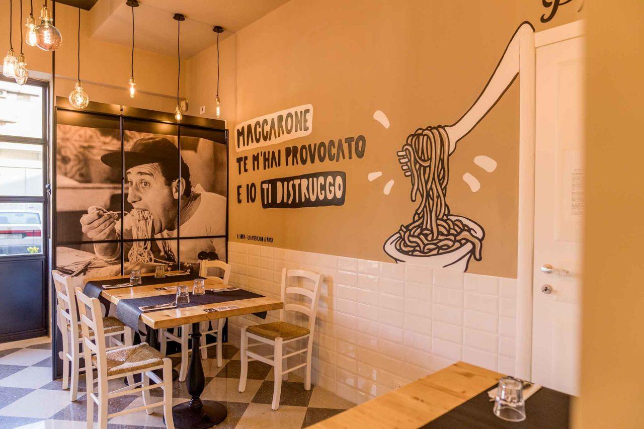 Spartaco osteria e pizzeria roma
