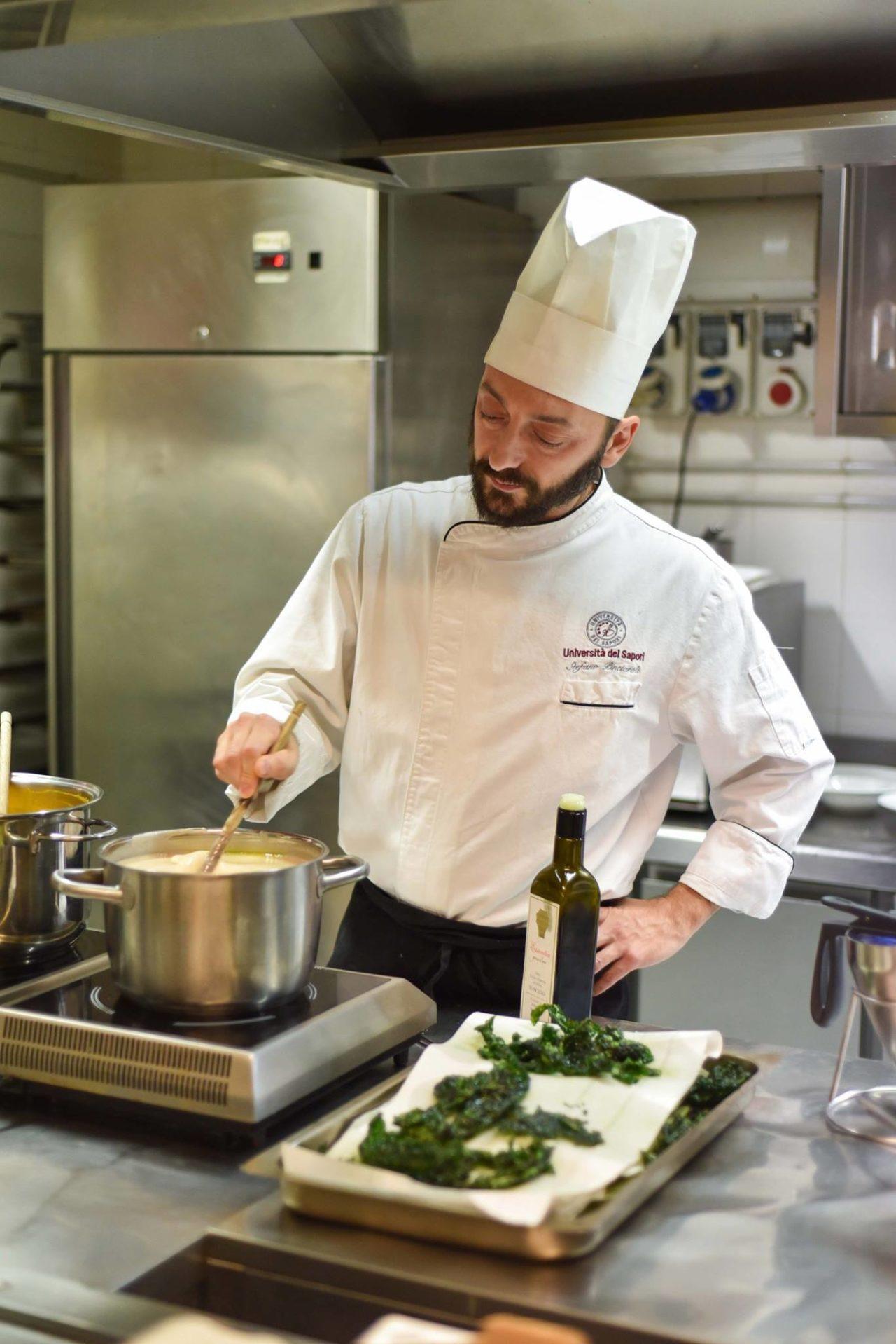 Stefano pinciaroli Olio extravergine di oliva miglior chef