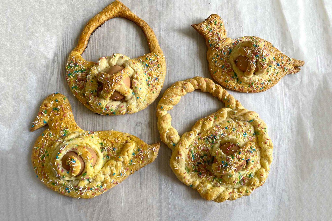 biscotti con le uova soda siciliani