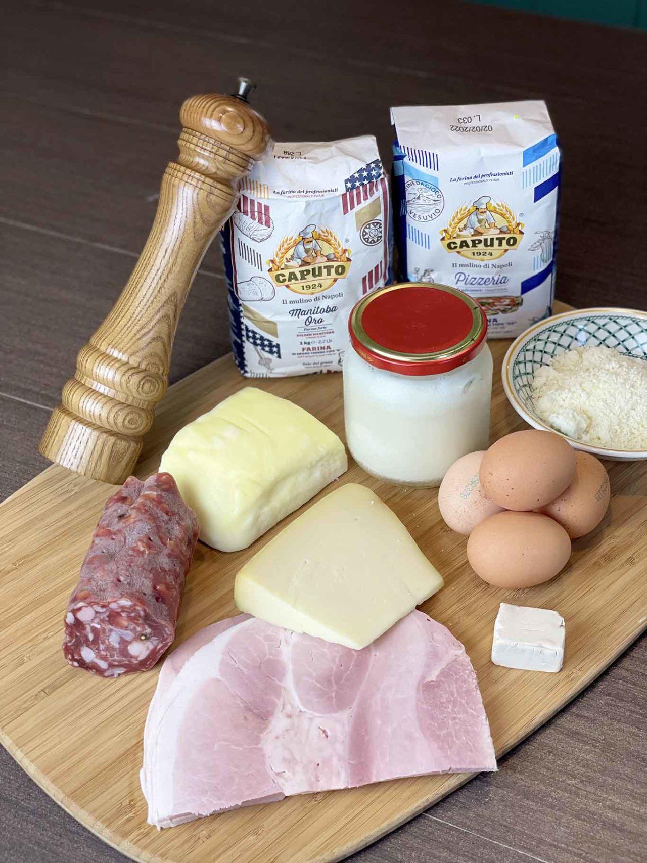 casatiello napoletano tradizionale ingredienti