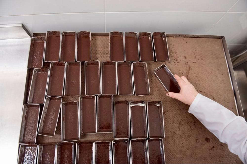 Cioccolato di Modica vaschette