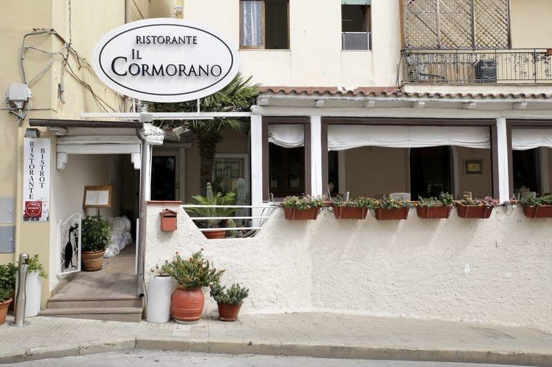 Il Cormorano ristoranti all'aperto