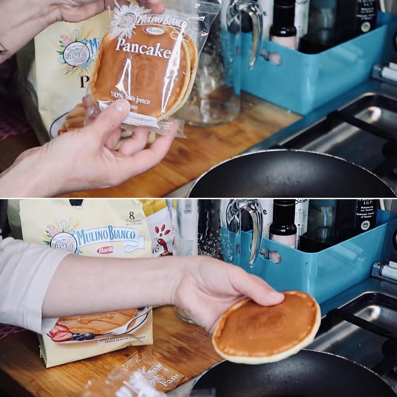 Pancake Mulino Bianco recensioni