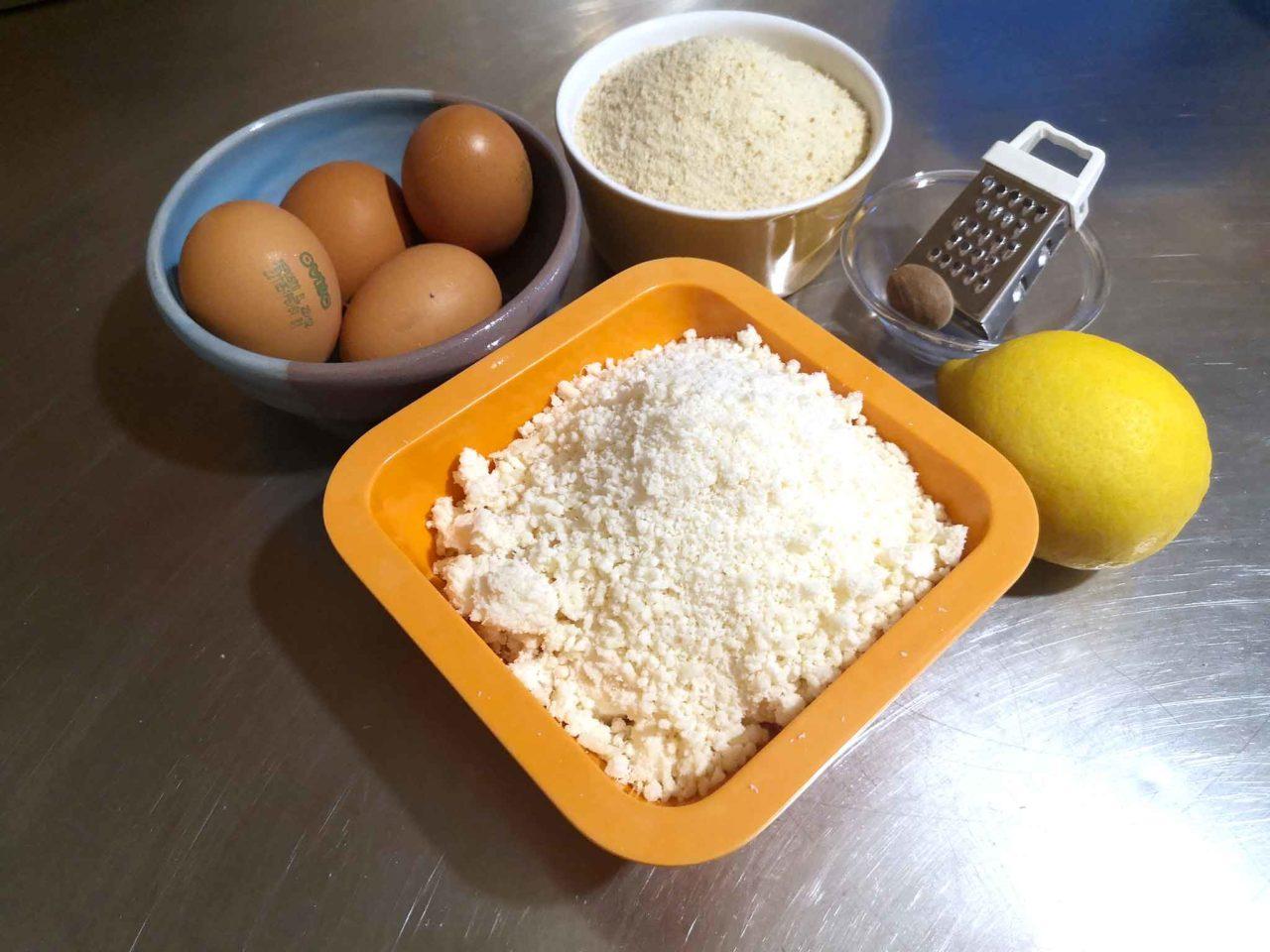 passatelli ingredienti