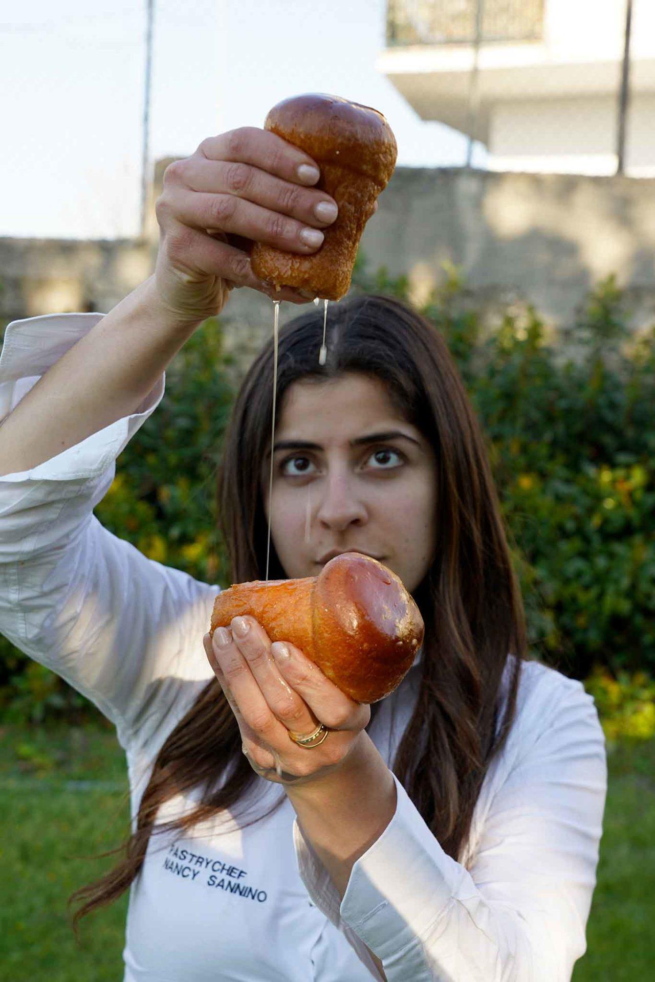 pasticceria Celestina Pollena Trocchia Napoli babà