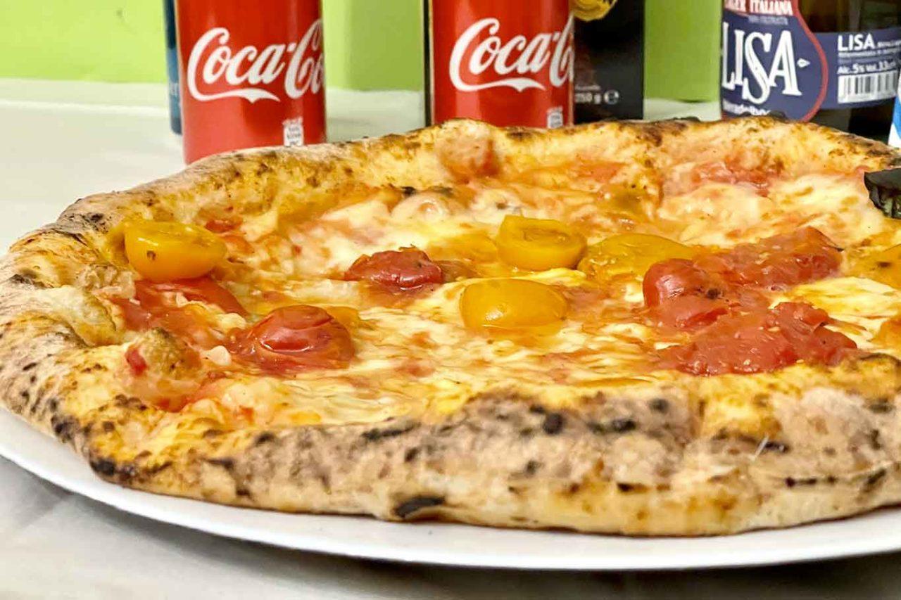 Pizza Village Palermo rossopomodoro