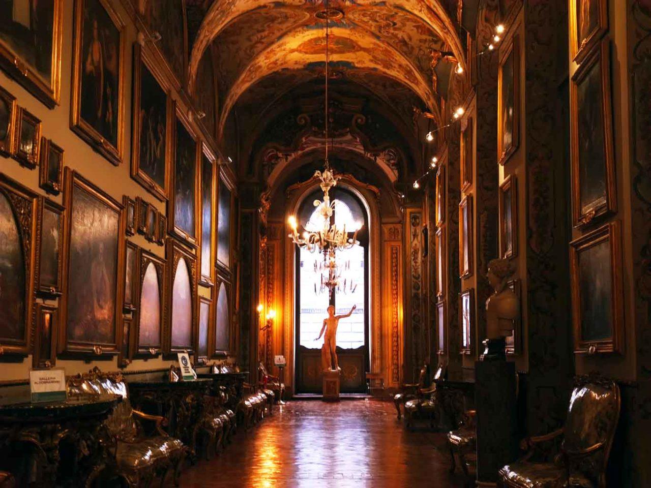 Pinacoteca Doria Pamphilj a Roma