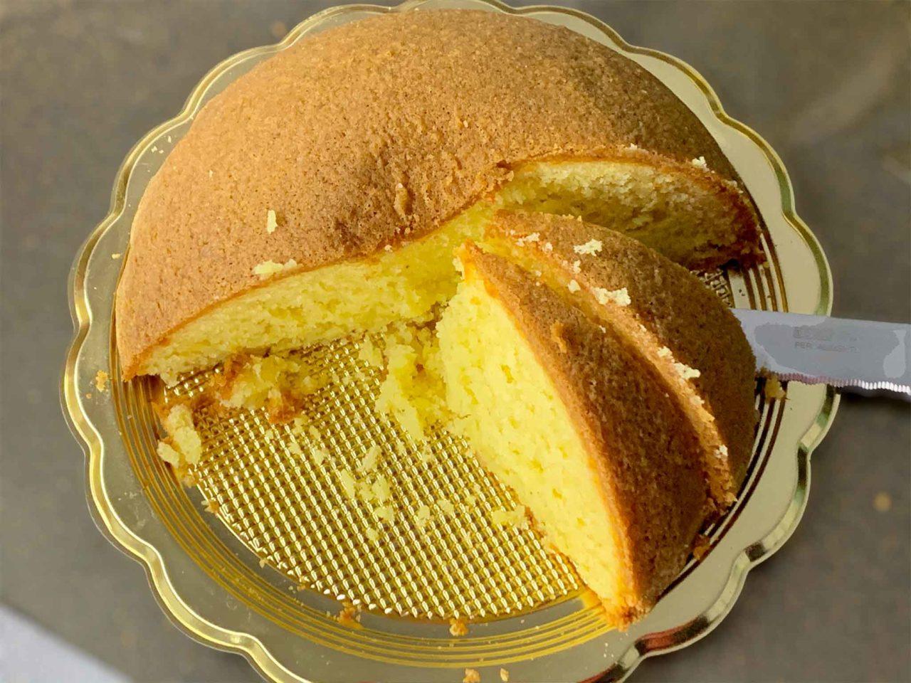 torta profumo della costiera gluten free pasticceria Pepe