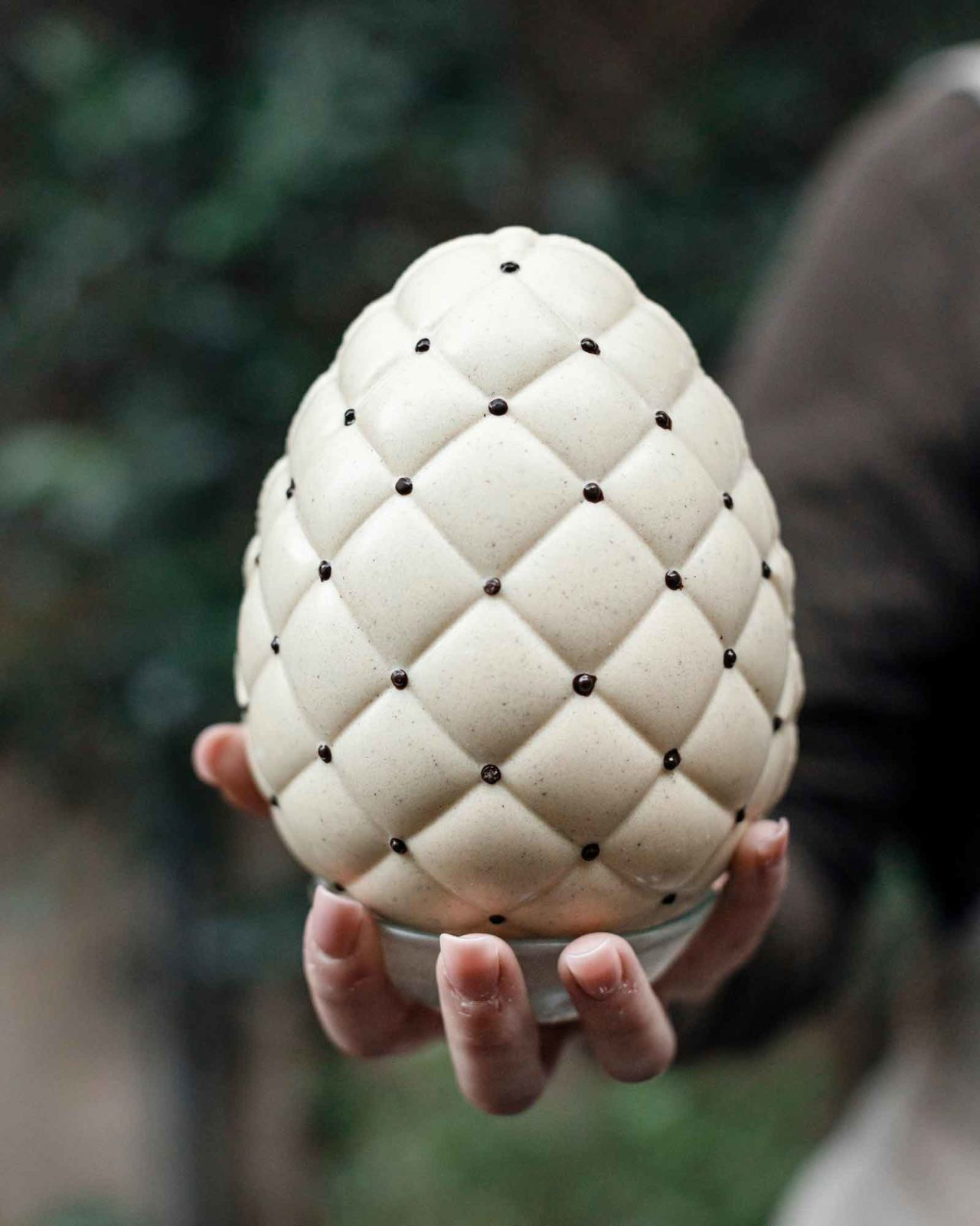 uovo trapuntato bonajuto