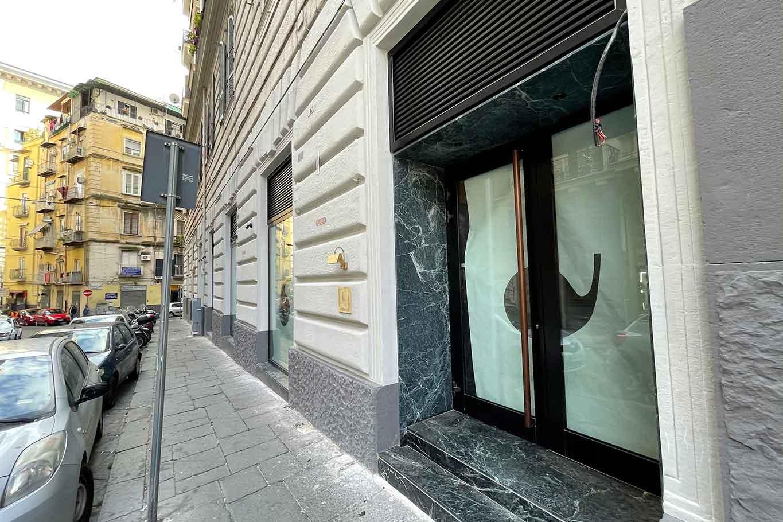 Aria Restaurant Napoli Paolo Barrale nuova apertura