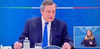Covid e riaperture Mario Dragh