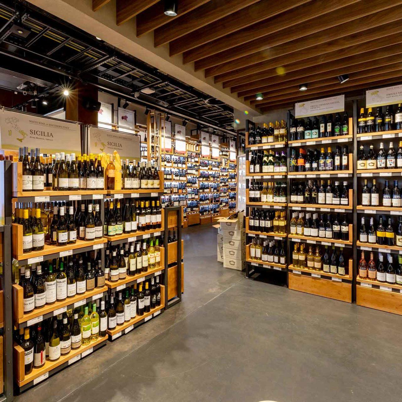 Eataly Londra vini