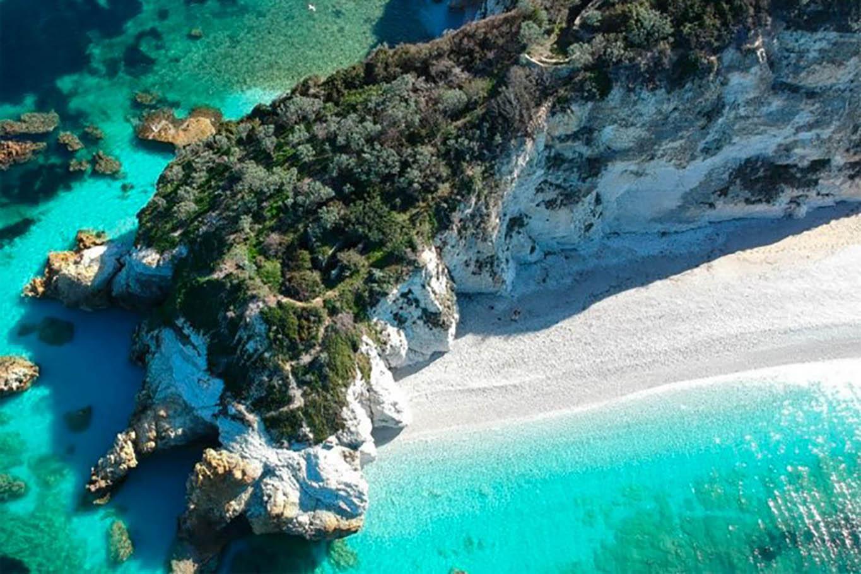 Isola d'Elba spiaggia Capobianco