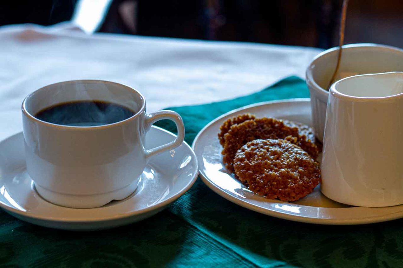 ristorante Kometen Göteborg caffè