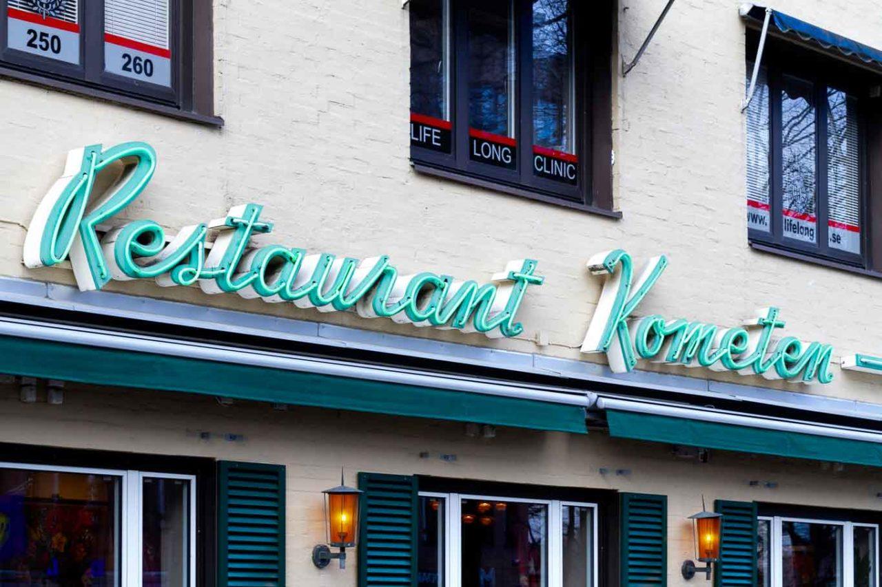 ristorante Kometen Göteborg