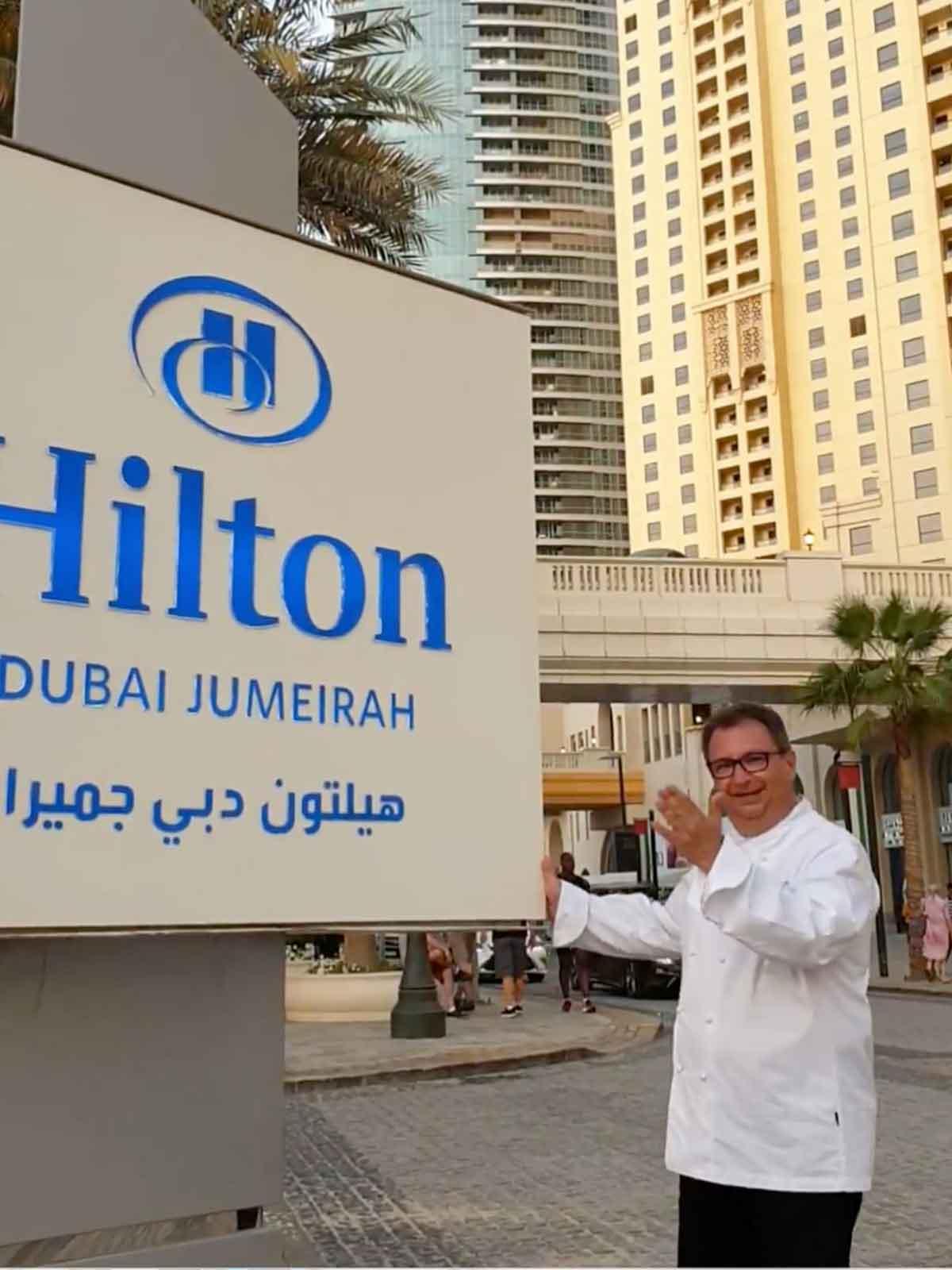 Paolo Gramaglia a Dubai