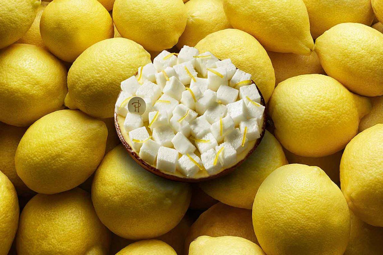 Pierre Hermé nuovi dolci dietetici Tarte Infiniment Citron