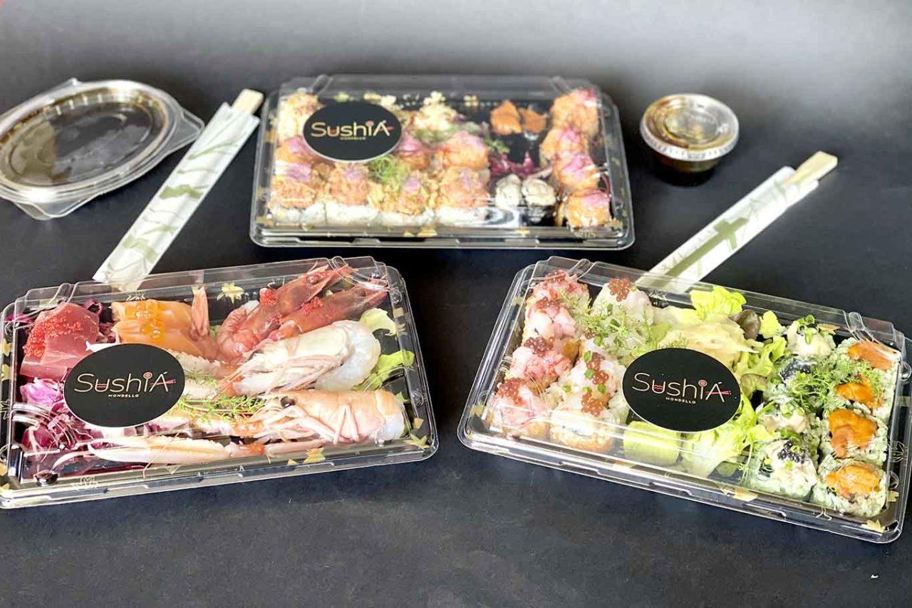 SushiA' Mondello Sicilia delivery