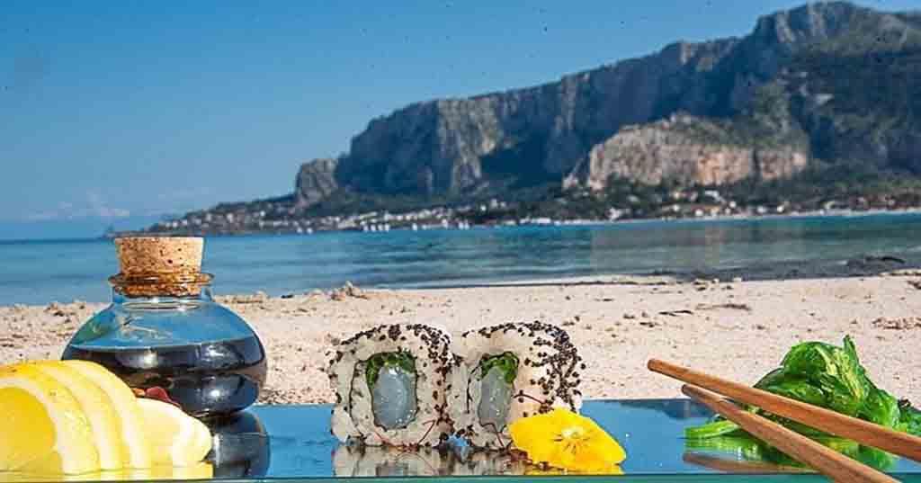 SushiA' Mondello Sicilia mare