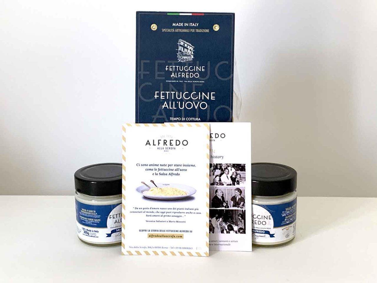 fettuccine alfredo delivery