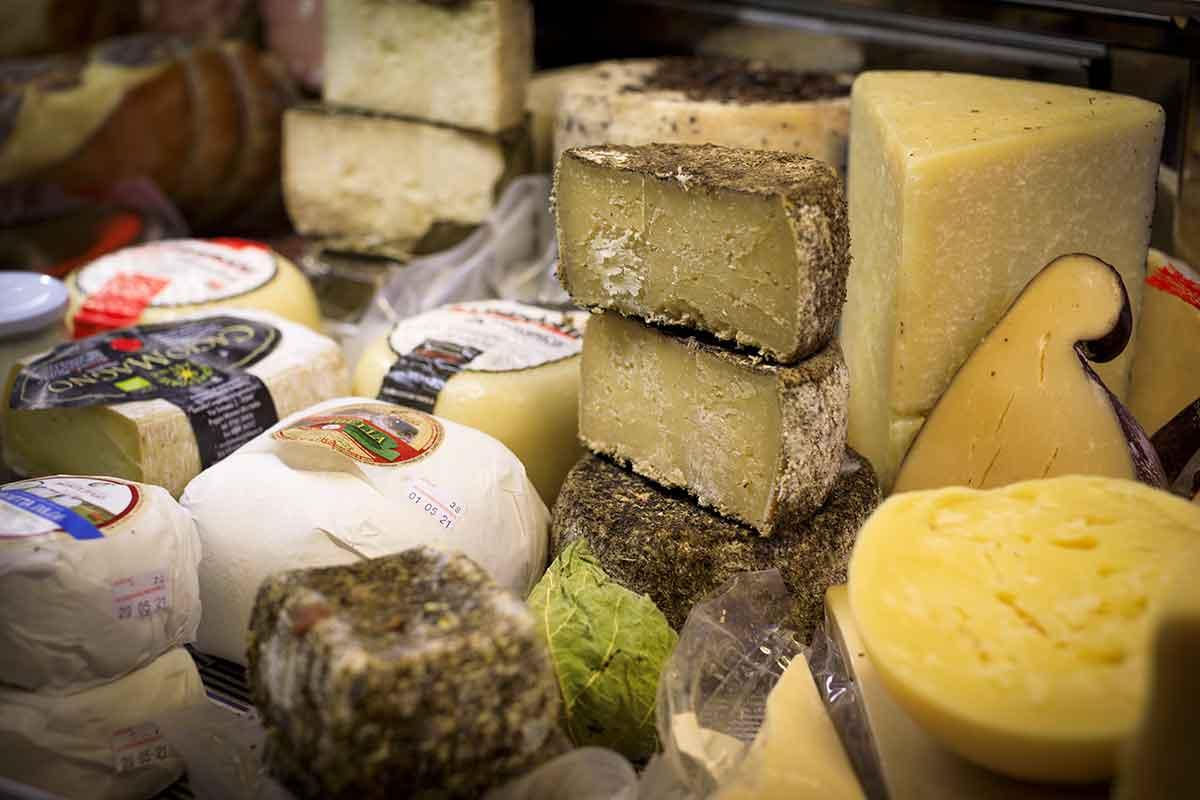 Proloco Trastevere Roma Bottega formaggi