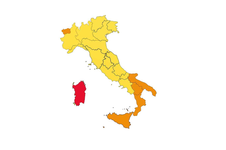 ristoranti riaprono dal 26 aprile la mappa