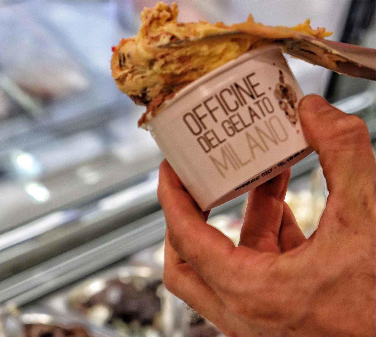 nuove aperture a Milano: officine del gelato montenero milano