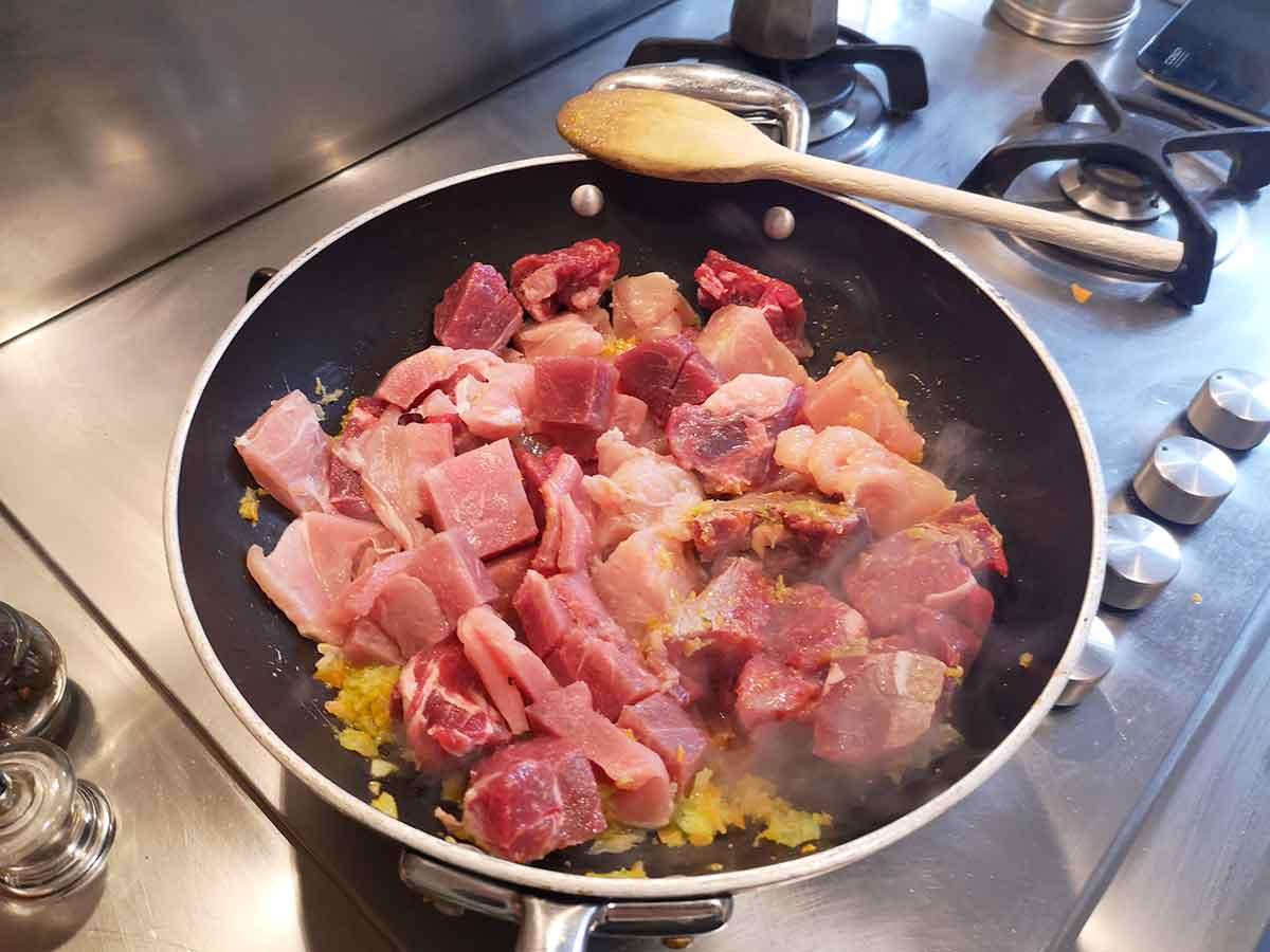 carne soffritto