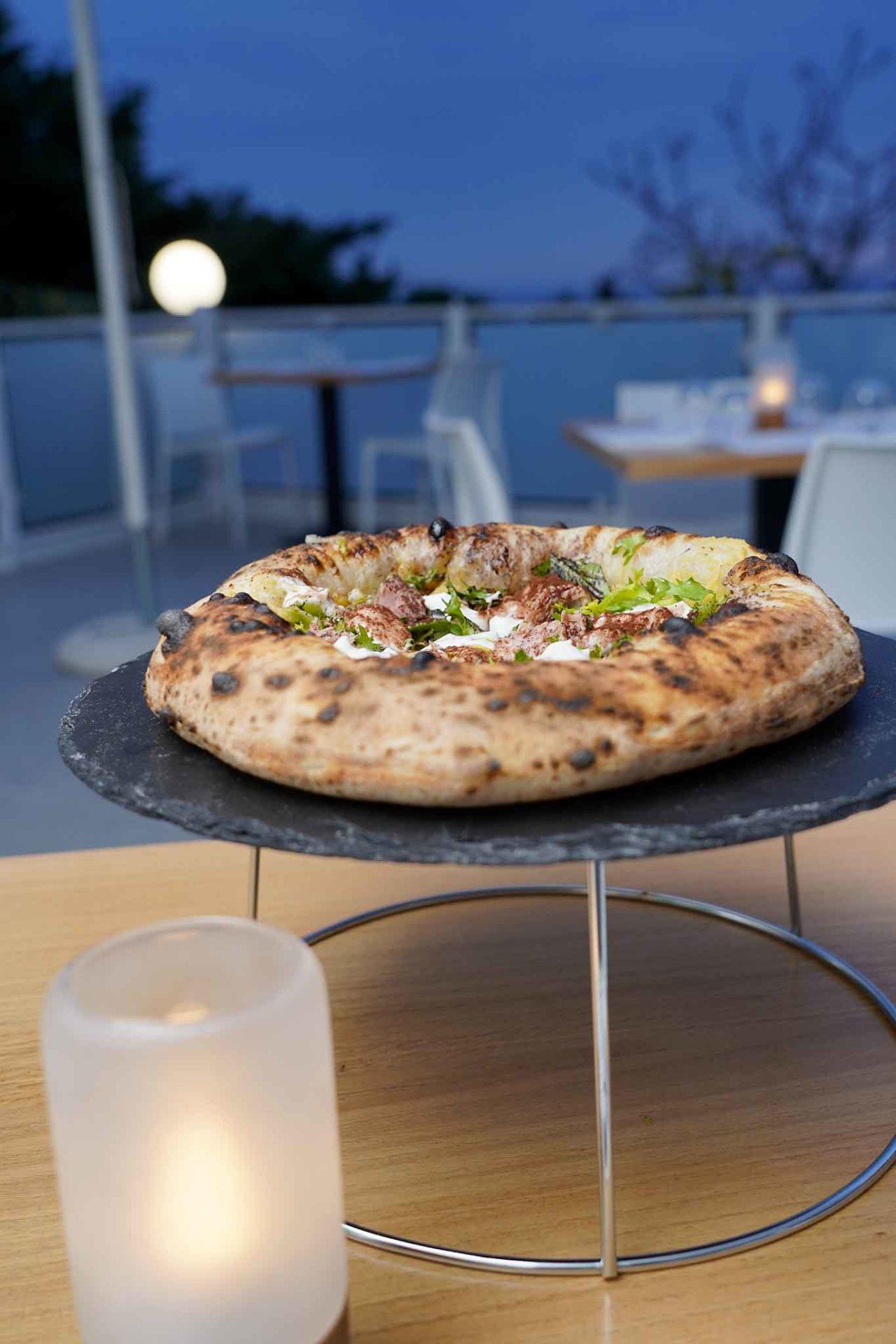 pizzeria Le Parùle Ercolano Giuseppe Pignalosa pizza Oh, Ceci