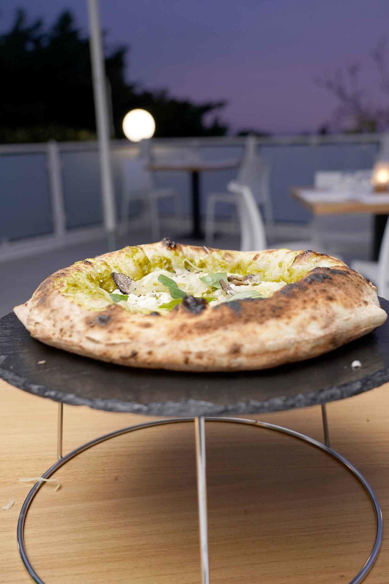 pizzeria Le Parùle Ercolano Giuseppe Pignalosa pizza Orto in Fermento