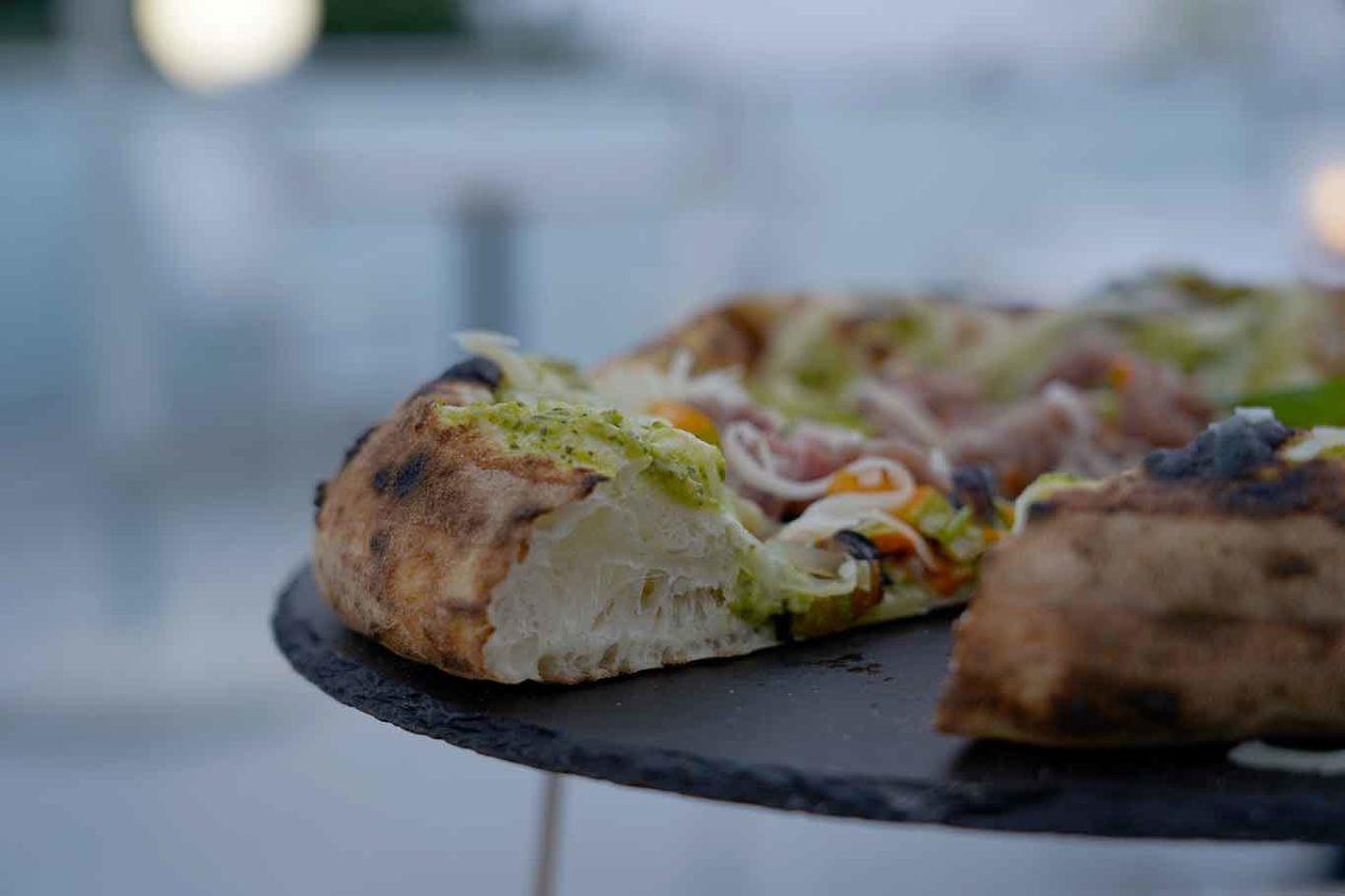pizzeria Le Parùle Ercolano Giuseppe Pignalosa pizza Passeggiata a Nerano