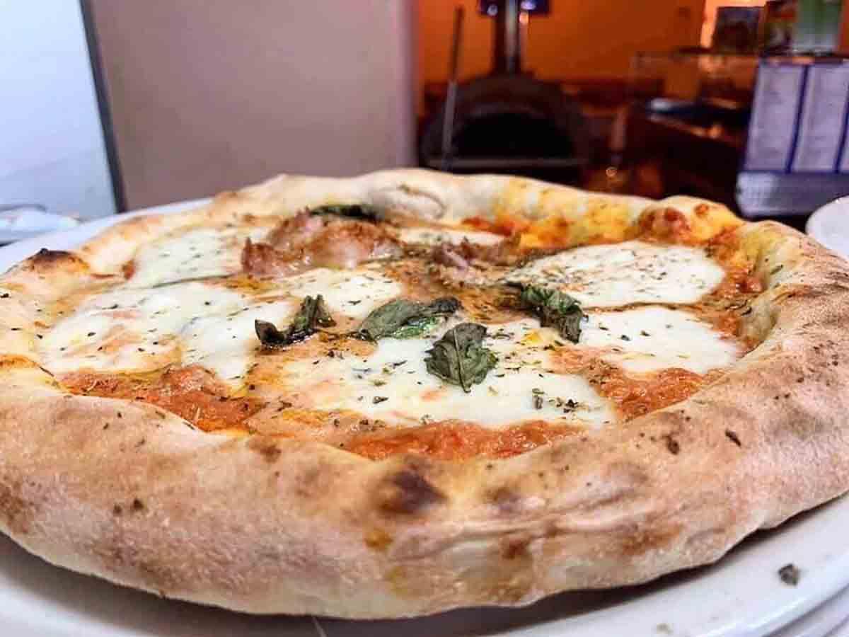 pizzerie di Palermo: Mistral