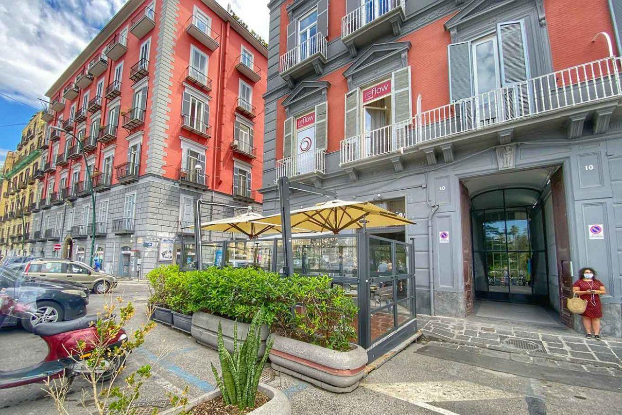 pizzerie all'aperto a Napoli: Capuano