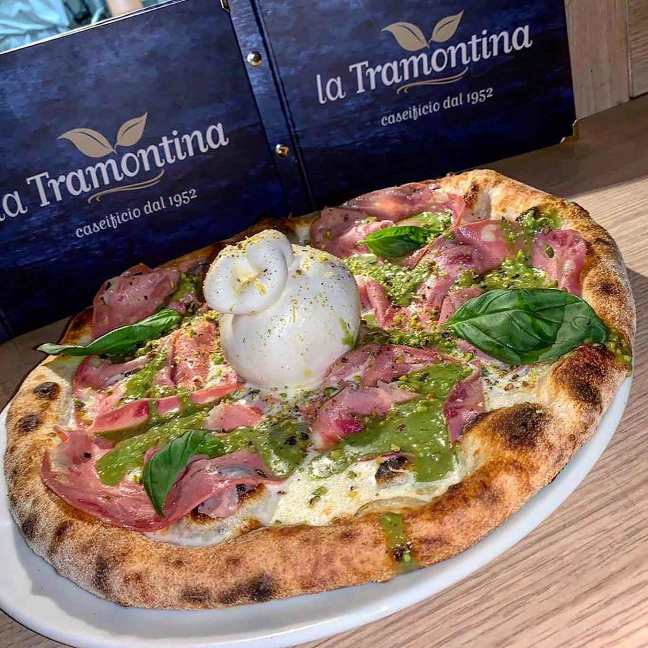 pizzerie di Palermo: La Tramontina