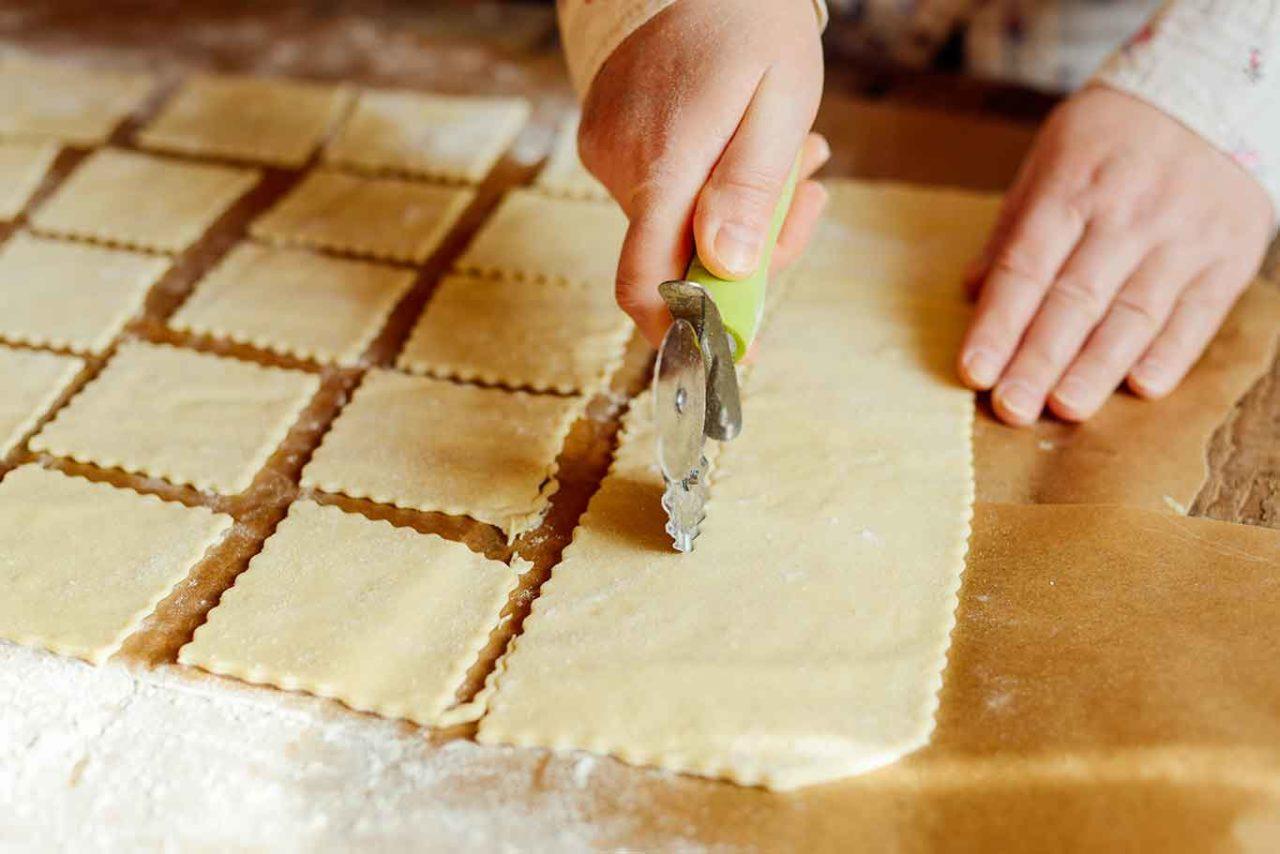 rondella taglio pasta