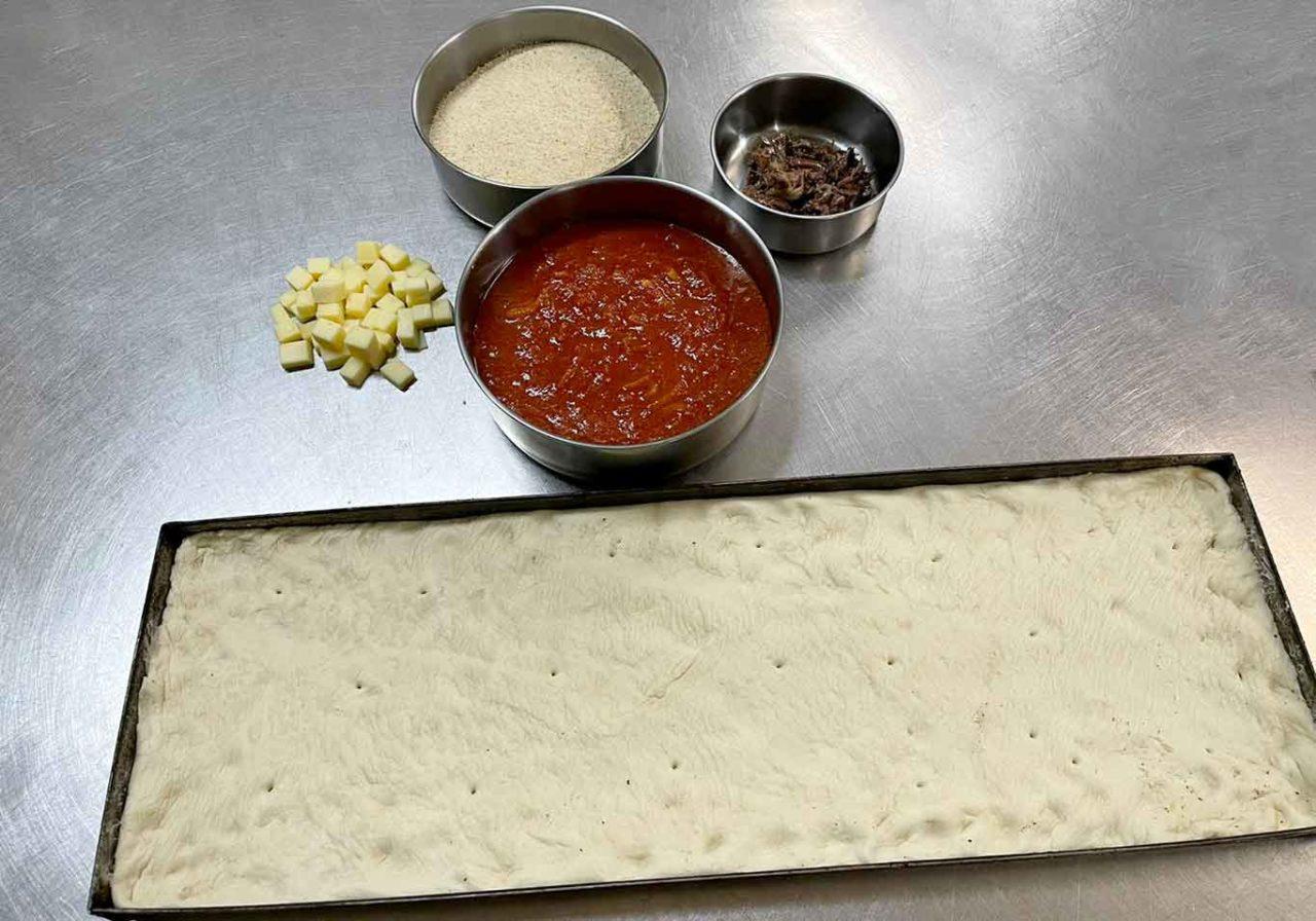 sfincione palermitano ingredienti