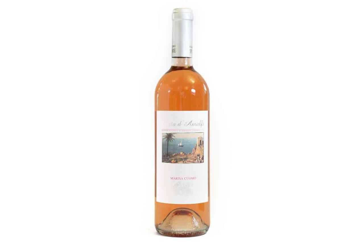 vino rosato amalfi