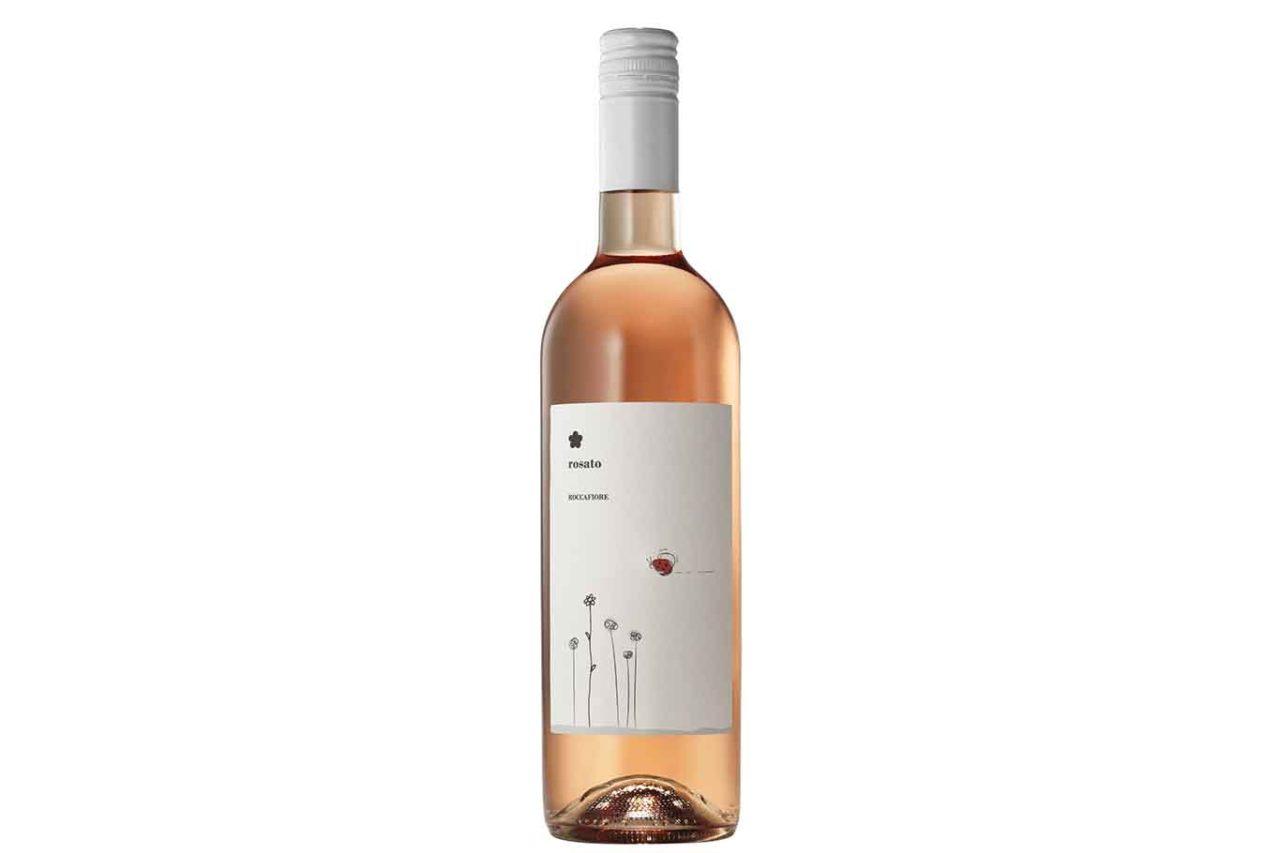 vino rosato roccafiore