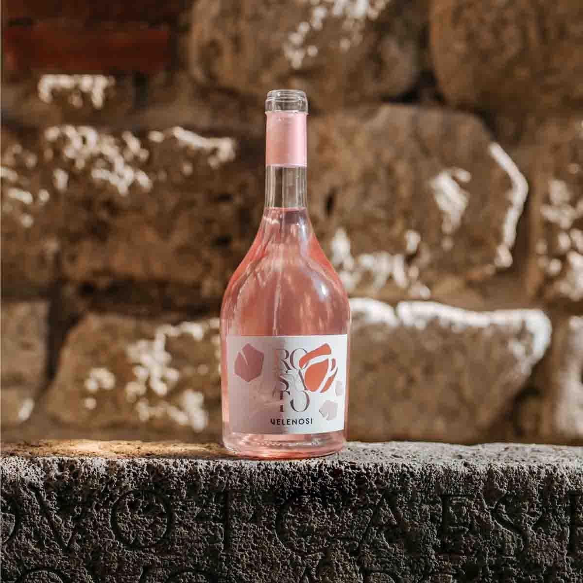 vino rosato marche