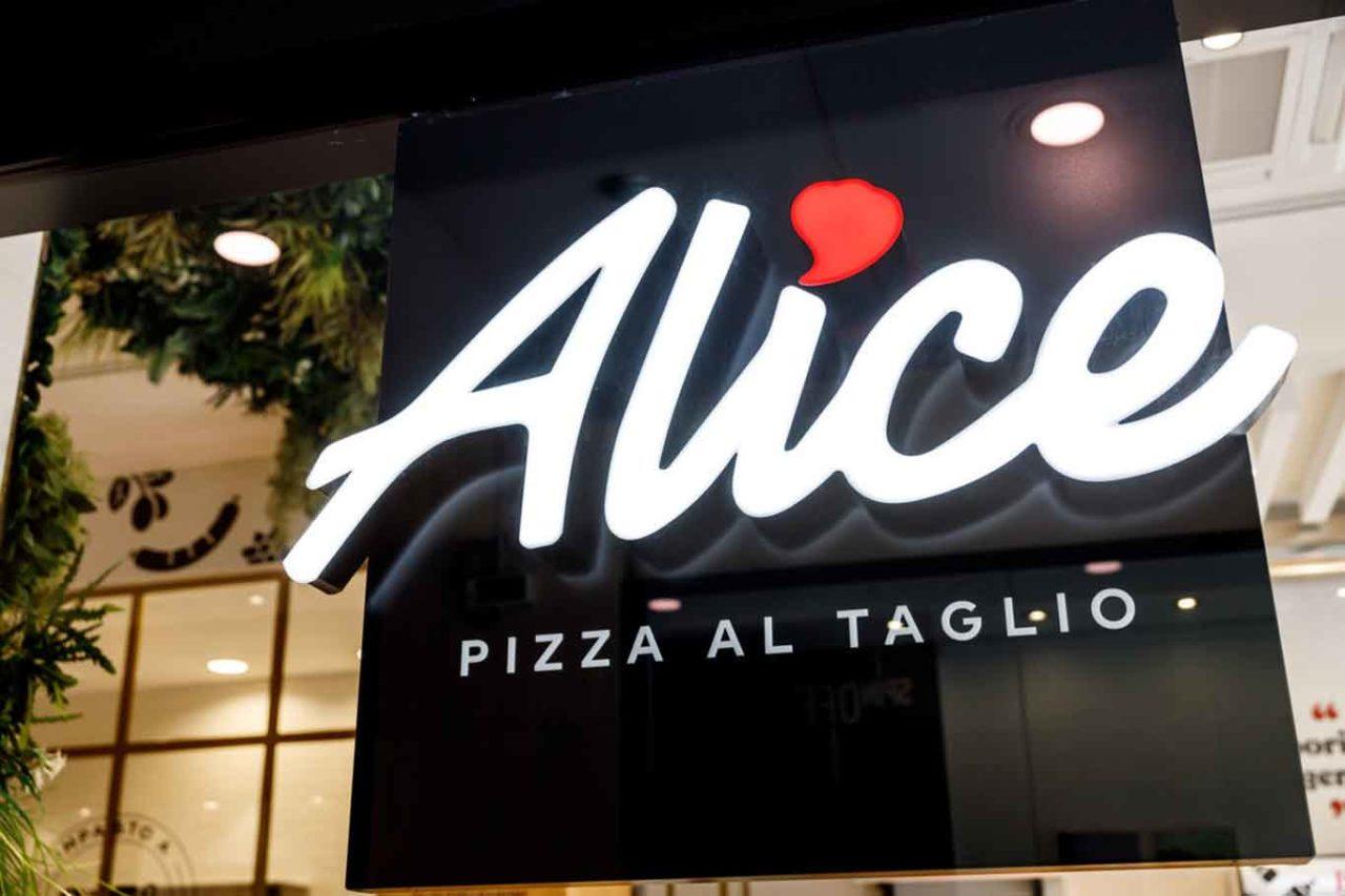ALICE pizza esterno nuove pizzerie a Milano