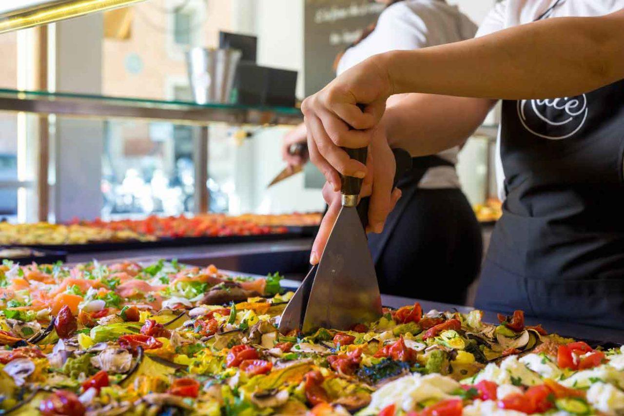 Alice Pizza taglio nuove pizzerie a Milano
