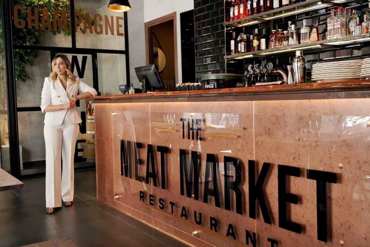 The Meat Market Roma Anita Nuzzi
