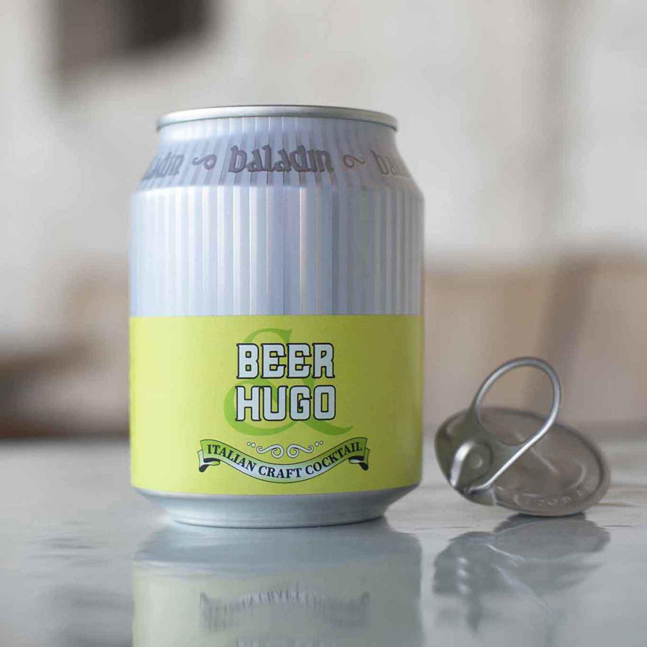 Cocktail da fare a casa Baladin beer Hugo