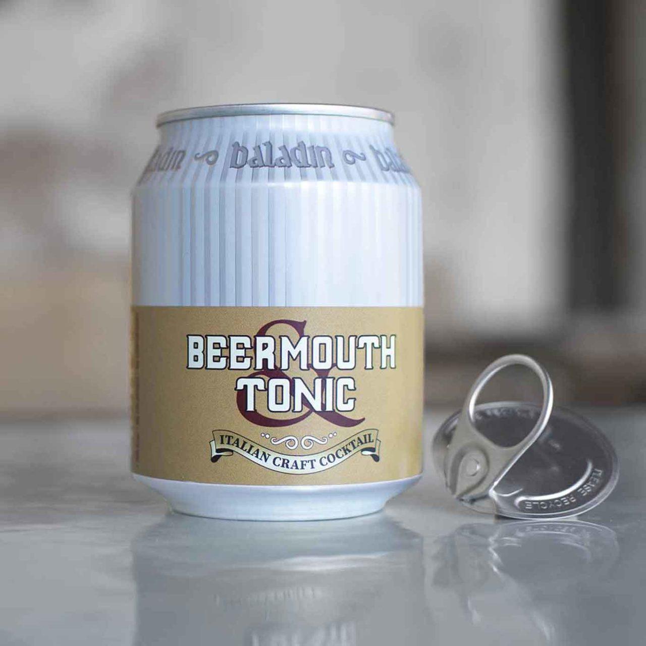 Baladin beermouth tonic