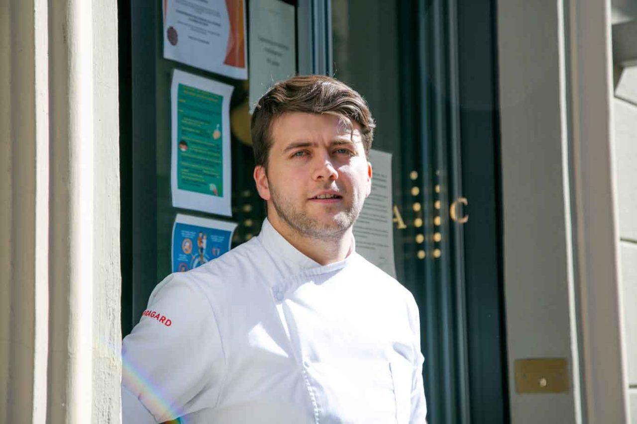 Emin Haziri nuovo chef cannavacciuolo bistrot torino