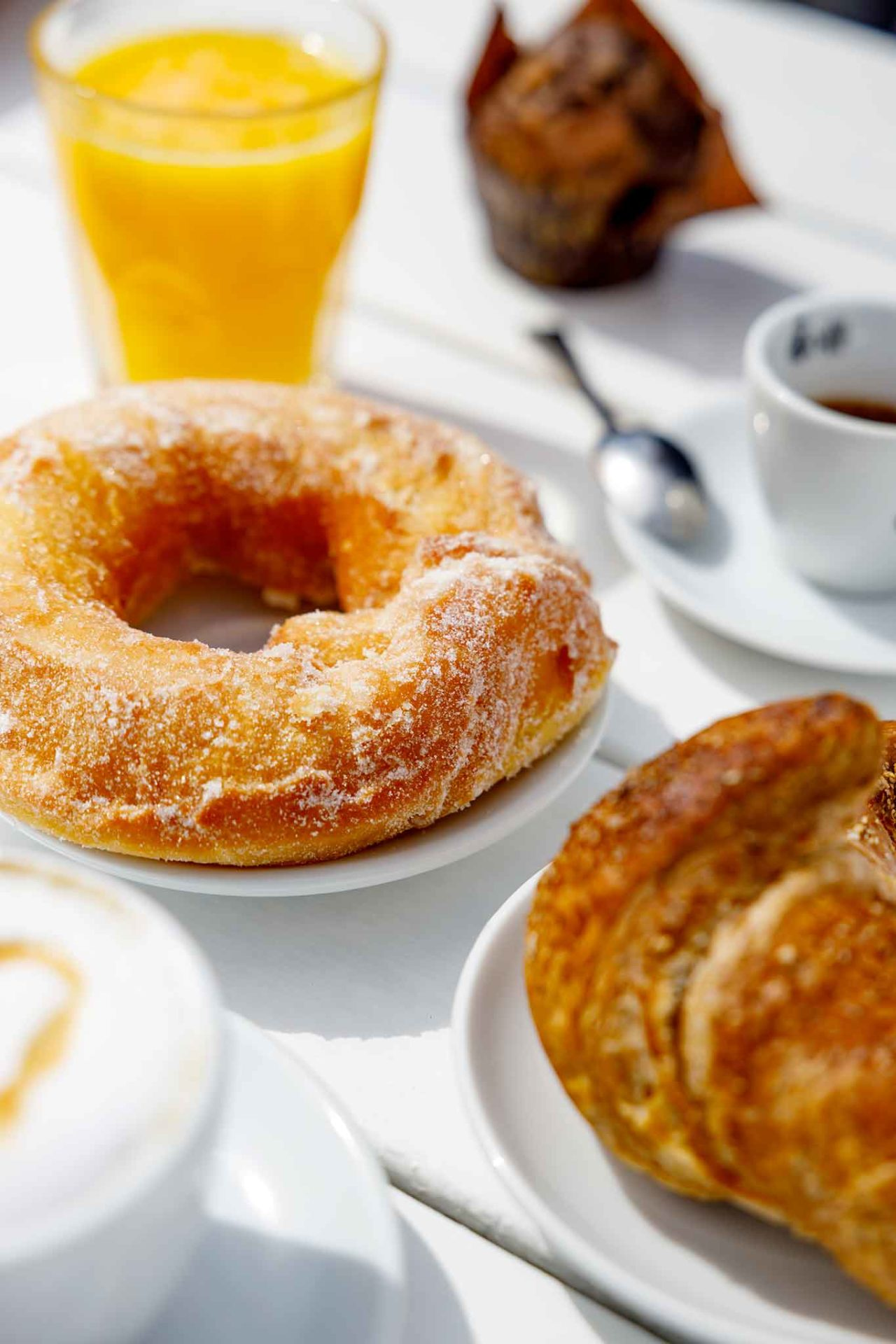 il Capanno Ostia Roma colazione